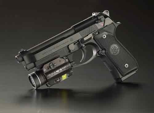 Streamlight TRL-2 HL G On Beretta