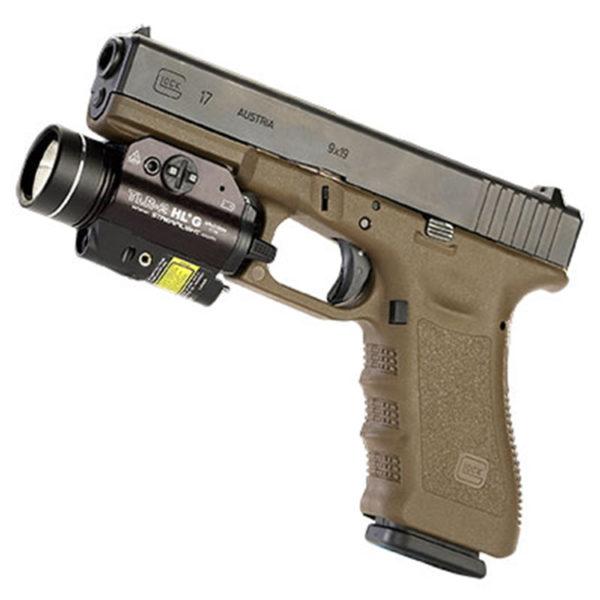 Streamlight TLR-2 HL G On Glock