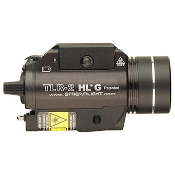 Streamlight TLR-2 HL G Side
