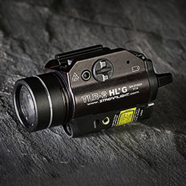 Streamlight TLR-2 HL G Slate BG
